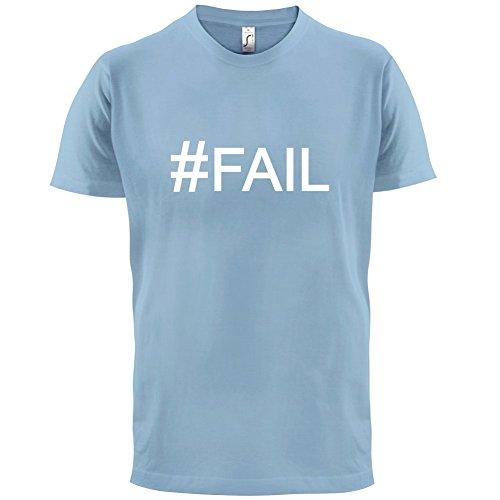 #Fail (Hashtag) - Herren T-Shirt - 13 Farben Himmelblau