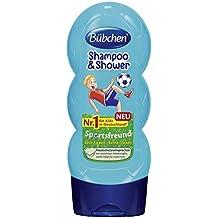 Bübchen Kids Shampoo und Shower Sportsfreund, 4er Pack (4 x 230 ml)