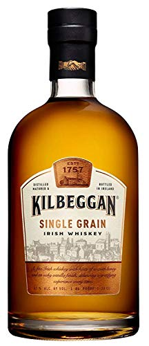Kilbeggan Single Grain Irish Whiskey (1 x 0.7 l)
