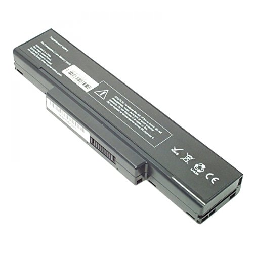 MTXtec Batterie li-ion 11,1 v pour clevo m760SU 4400mAh noir
