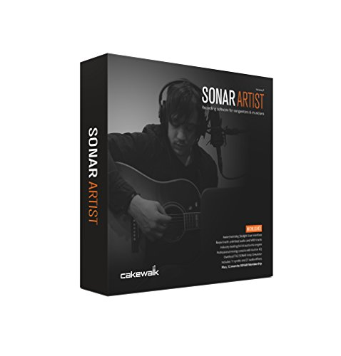 Cakewalk-Sonar-Artist-Recording-Software