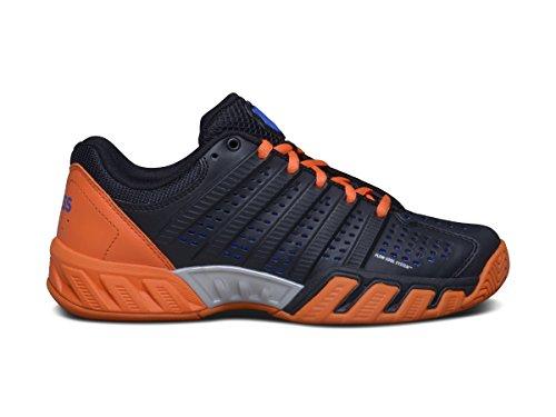 k-swiss-bigshot-light-25-zapatillas-unisex-ninos-negro-naranja-azul-37