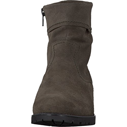 Tamaris Damenschuhe 1-1-26005-27 Damen Stiefeletten, Boots, Stiefel Asphalt