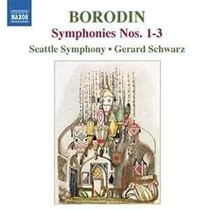 Borodin: Symphonies Nos. 1/ 2/ 3
