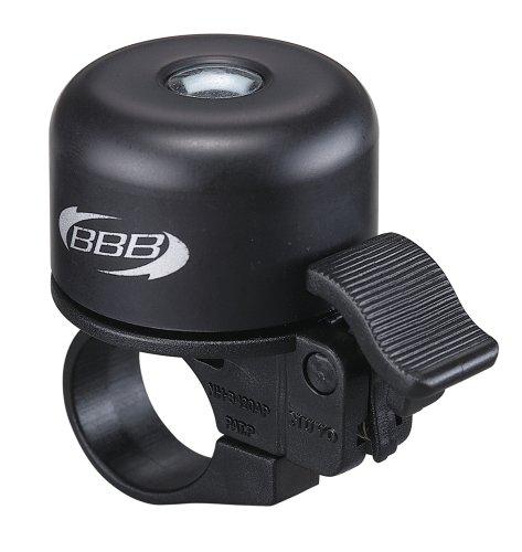 BBB Laut Fahrradklingel Deluxe, schwarz, 2.905.051.101