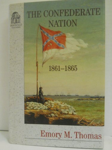 The Confederate Nation, 1861-1865 (New American Nation Series) Hardcover January 1, 1979