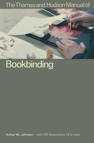 Manual of Bookbinding (Thames & Hudson Manuals)