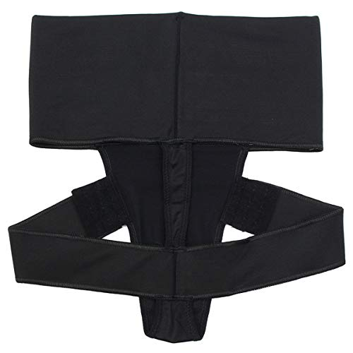 Generic Butt Lifter Enhancer Body Shape Shape Wear Tummy Control Bum Lift Slim Black, Size: Xl