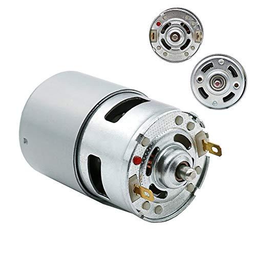 Starall 12 V 12000 RPM High-Power DC Große Drehmoment 775 Motor Kugellager Werkzeuge Geräuscharm