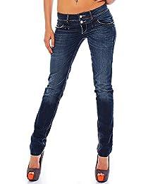 CIPO & BAXX Damen Jeans skinny