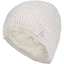 HEAT HOLDERS - Donna Invernali Elegante Cappello con Interno Pile 99ac665561a5