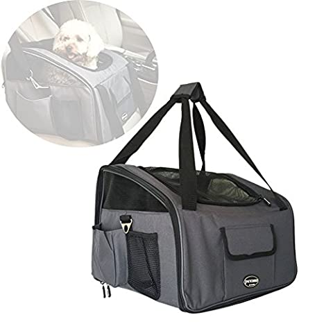 Petcomer BCPC4 Waterproof Small Dog Puppy Cat Kitten Travel Carrier