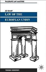 Law of the European Union (Palgrave Macmillan Law Masters)