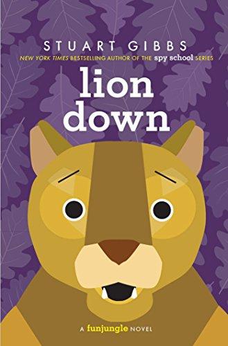 Lion Down (FunJungle) (English Edition)