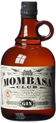 Mombasa Club London Dry Premium Gin (1 x 0.7 l)