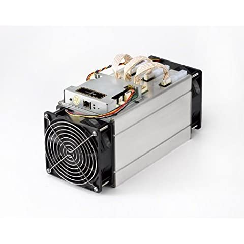 Antminer S7 ~4.86TH/s @ .25W/GH 28nm ASIC Bitcoin Miner