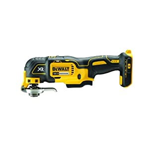 DeWalt DCS355N-XJ 18V Li-Ion Cordless Brushless Oscillating Multi-Tool with 29 Accessories
