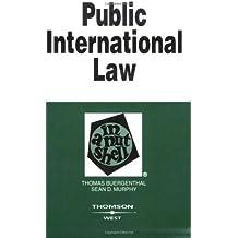 Public International Law in a Nutshell (In a Nutshell (West Publishing))