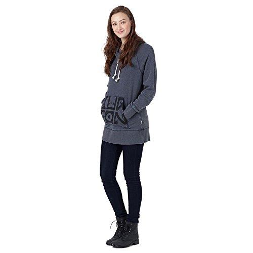 Burton Damen Foxtrot Pullover Sweatshirt Eclipse Heather