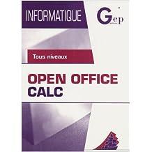 Open Office CALC : Tous niveaux