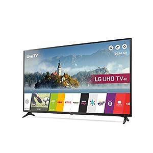 LG 4K Ultra HD HDR Smart LED TV (2017 Model)