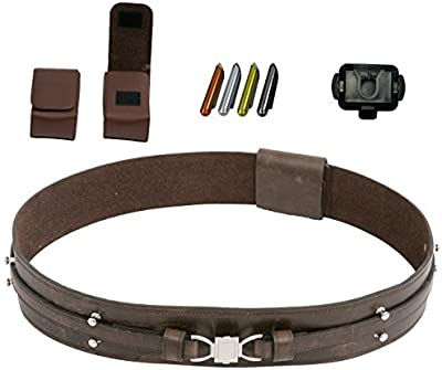STAR WARS JEDI OBI-WAN KENOBI Cinturón LOTE - Cinturón, BOLSAS, Alimentación cápsulas y cinturón clip