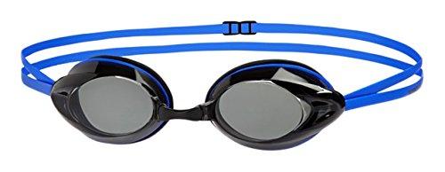 Speedo Schwimmbrille Opal Plus 8-08337 Blue/Smoke One size Preisvergleich