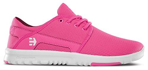 Etnies  Scout W's, chaussons d'intérieur femme Pink (Pink/White/Pink)