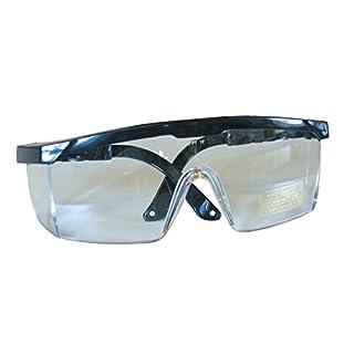 Kerbl 34671 Schutzbrille mit Verstellbaren Bügeln