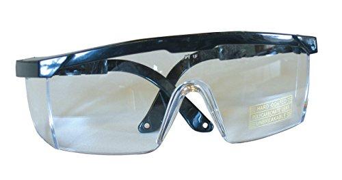 Kerbl 34671 Schutzbrille mit Verstellbaren Bügeln (Joker-schutzbrillen)