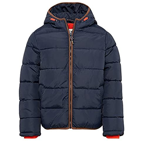 TOM TAILOR Kids Jungen Jacke Original Heritage Pufferjacket, Blau (Real