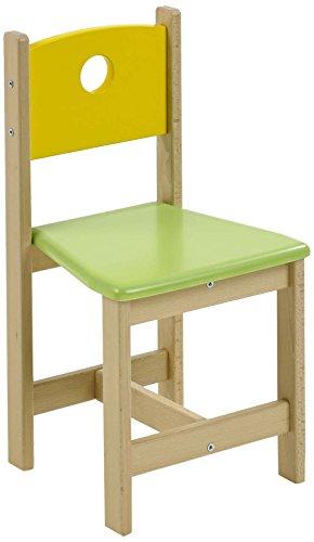 Geuther - Stuhl Pepino, Sitzhöhe 32 cm, bunt