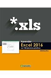 Descargar gratis Aprender Excel 2016 con 100 ejercicios prácticos en .epub, .pdf o .mobi