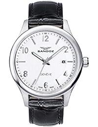 Reloj Suizo Sandoz Caballero 81365-83 Elegant Collection