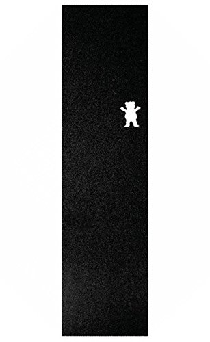 Grizzly X/Die Cut Bär Regular Skateboard Griptape Sheet 9