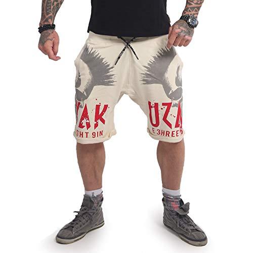 Yakuza Herren Dead Punk Sweat Shorts