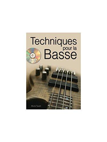 Techniques pour la basse (1 Livre + 1 DVD)