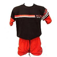 Ropa ACM 1899Milan Fútbol pijama completo Hombre 2Piezas * 05387