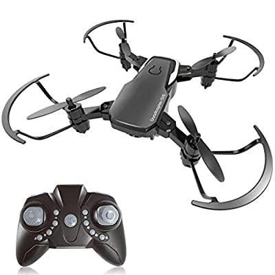 Mini RC Drone for Kids,Foldable RC Quadcopter with Altitude Hold Mode,One-key Take-off & Landing, 3D Flips and Headless Mode, Easy to Fly for Beginners, Great Gift