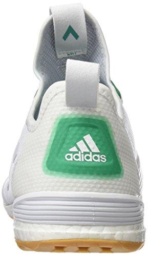 adidas Ace Tango 17.1 In, pour les Chaussures de Formation de Football Homme Blanc Cassé (Ftwbla/gritra/verbas)