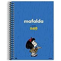 Amazon.es: agendas 2019 - Azul / Agendas y calendarios ...