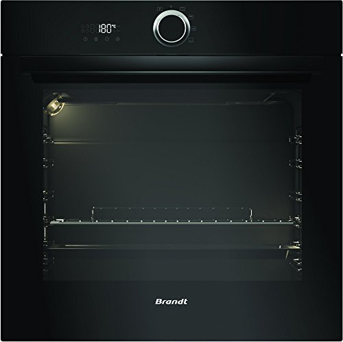 Brandt BXP6132B Four électrique 73 L, A+, noir