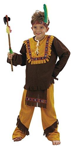 Imagen de disfraz de indio para niño