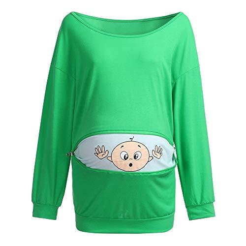 STRIR Blusa Embarazada para Premamá