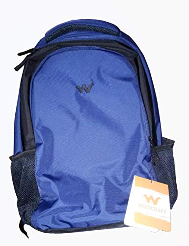 Wildcraft Backpack Laptop Bags Blue Laptop Backpacks