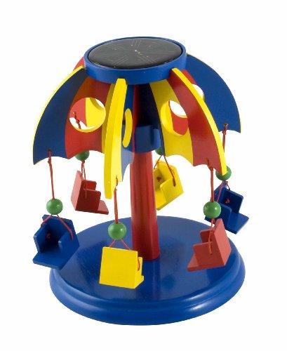 Solar Karussell, FSC Holz - Solar FSC Wooden Carousel