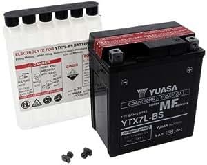 Yuasa Batteria YTX7L-BS senza manutenzione