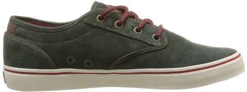 Globe Motley Unisex-Erwachsene Sneakers Verde (Grün (hunter green 19784))