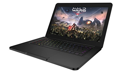 Razer crisp and clean edge 14 Zoll 4K touching Gaming Notebook Intel i7 7700HQ 16GB RAM 512GB SSD NVIDIA GeForce GTX 1060 Windows 10 Notebooks