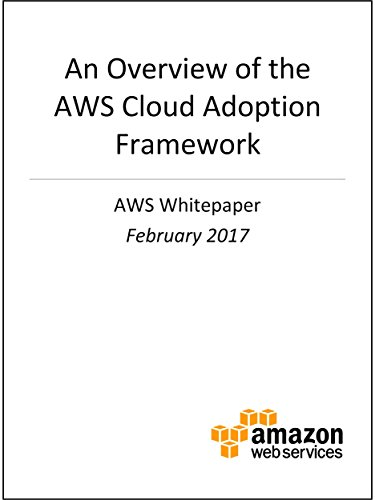 An Overview of the AWS Cloud Adoption Framework (AWS Whitepaper) (English Edition)